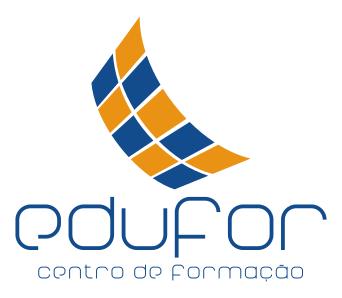 Logotipo do Centro de Formação Edufor