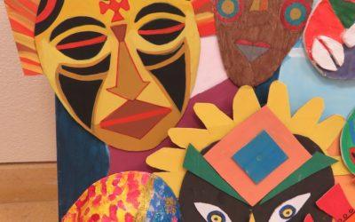 Exposição de máscaras dos povos da rota da circum-navegação de Fernão de Magalhães