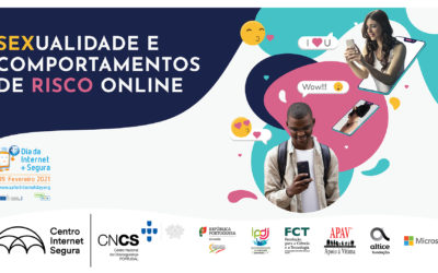 Webinar: Sexualidade e comportamentos de risco online