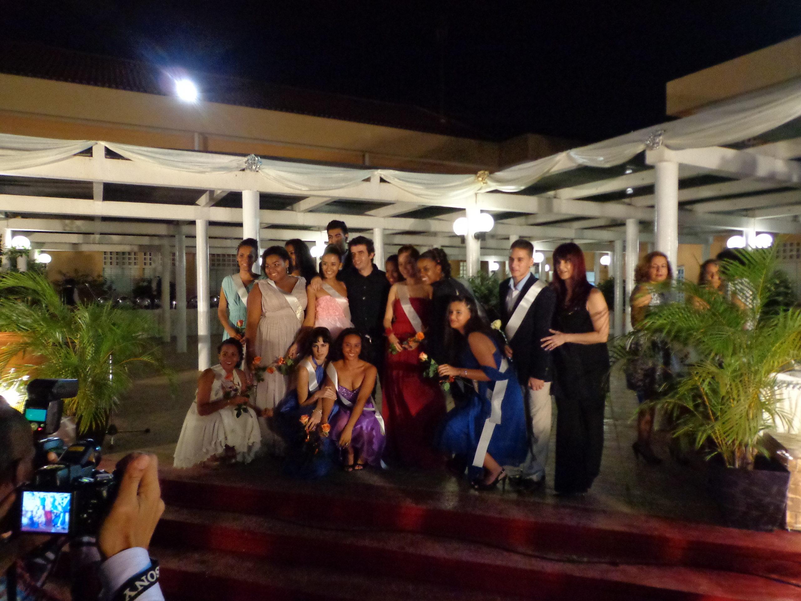 Baile finalistas 2011-2012