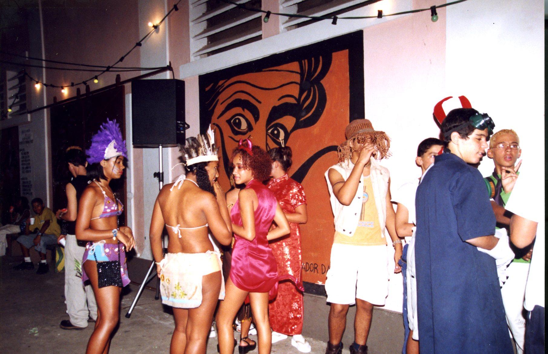 Carnaval 2000-2001