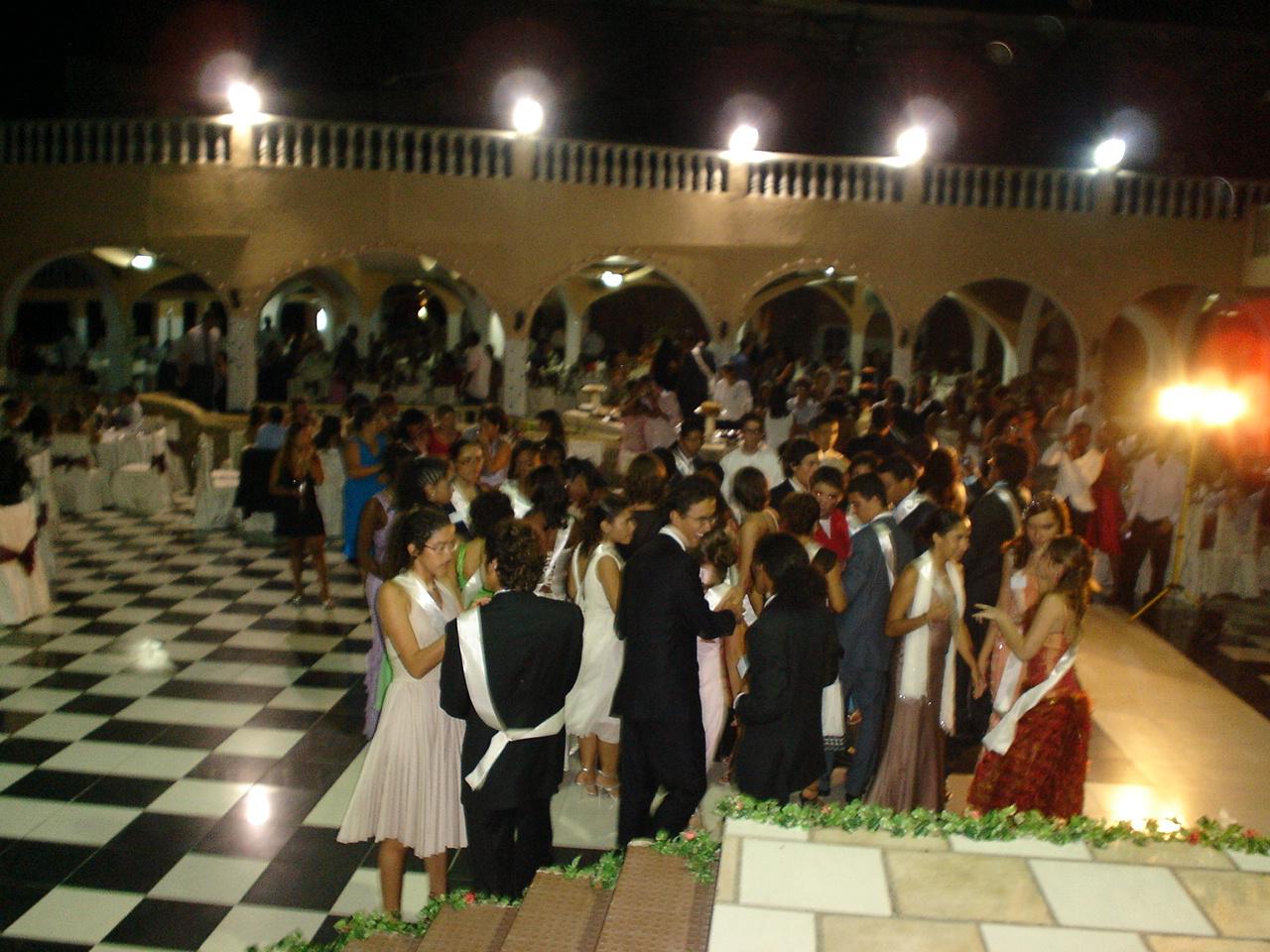 Baile de finalistas 2005-2006