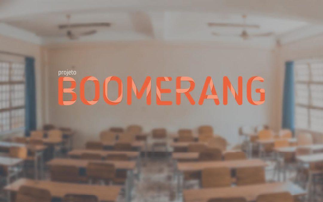 Projeto Boomerang