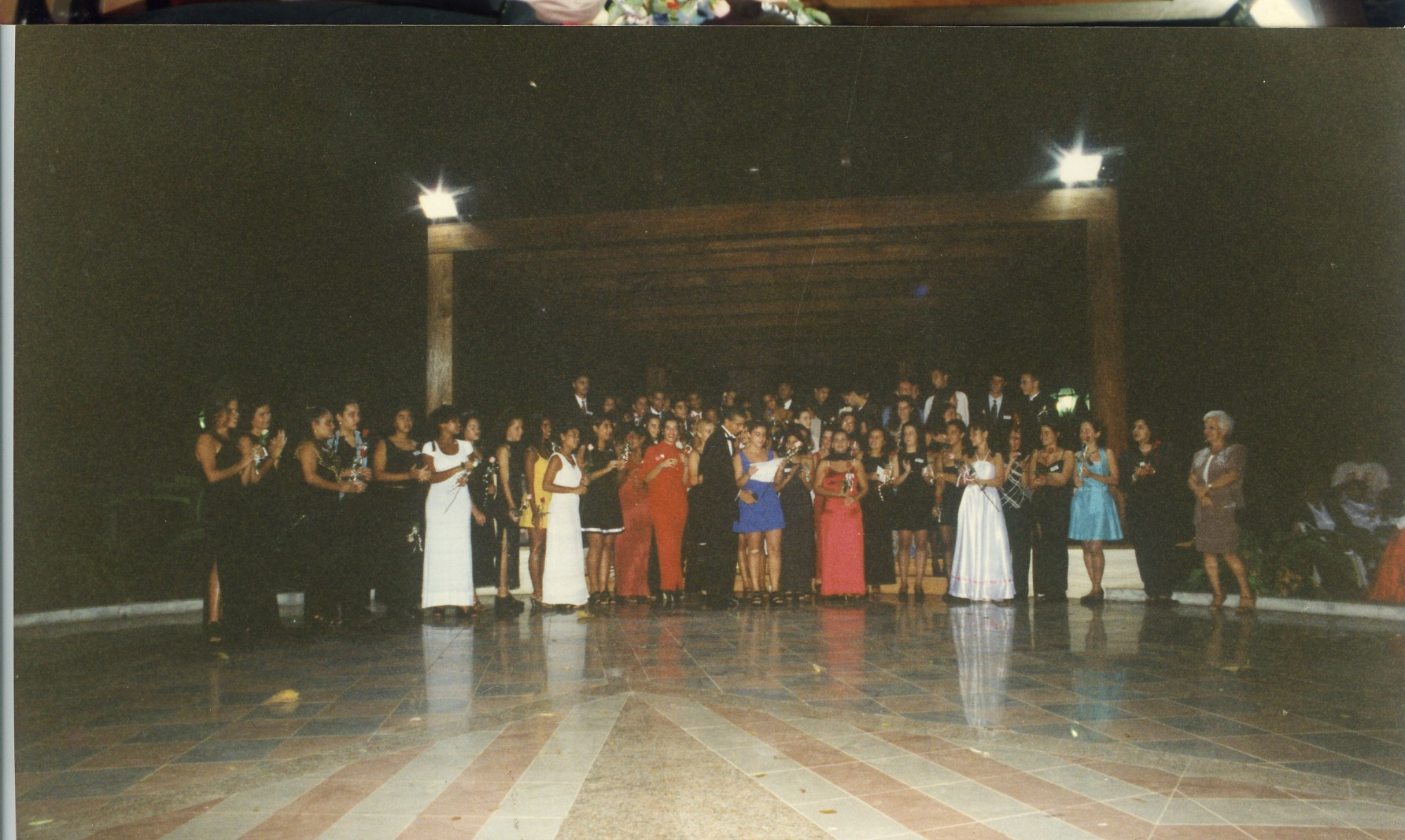 baile finalistas cidade alta 1995-1996
