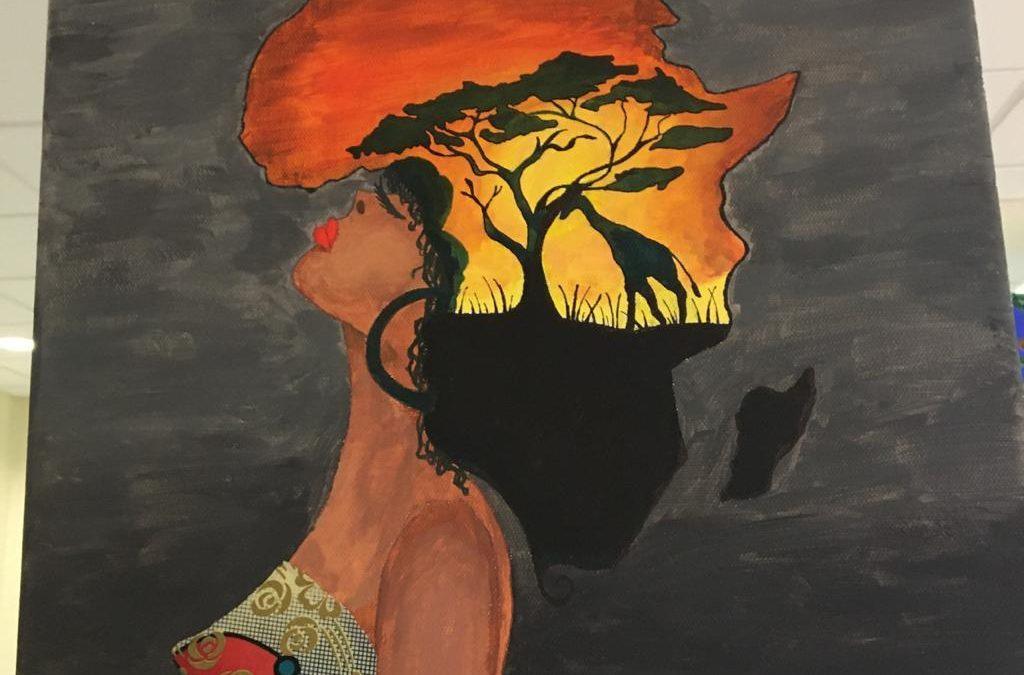 Exposição Dia de África – 1.º ciclo