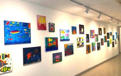 """10.ª edição da exposição """"Arte na Escola"""""""