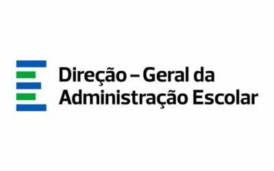 Mensagem da Direção-Geral da Administração Escolar
