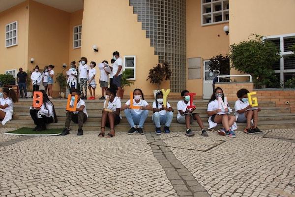 Na Escola Portuguesa de Luanda – Centro de Ensino e Língua Portuguesa comemorou-se o Dia Mundial de combate ao Bullying